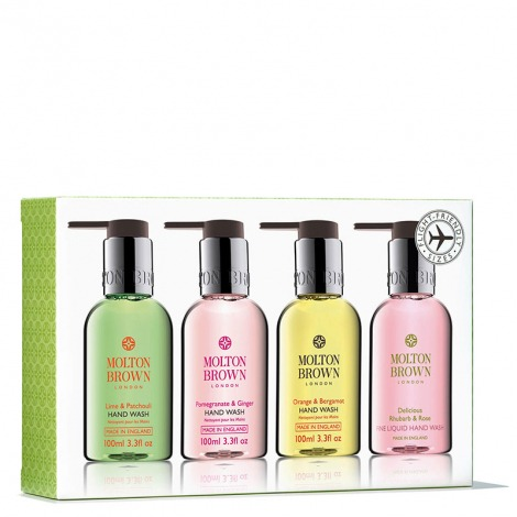 Molton Brown The Bestsellers Travel Hand Wash Set