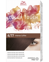 Wella Color Touch 4/77 Intense Coffee 130ml