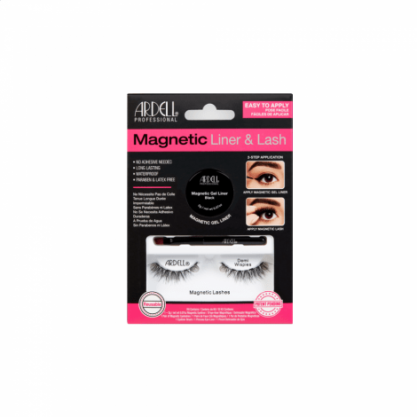 Ardell Magnetic Liner & Lash Kit Demi Wispies