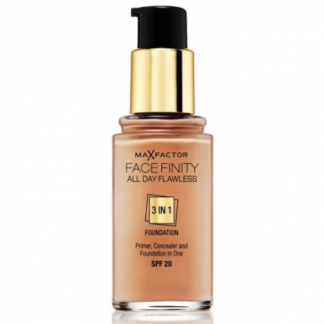 Max Factor All Day Flawless 3-in-1 Foundation Pearl Beige 35