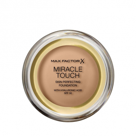 Max Factor Miracle Touch Foundation Golden Ivory 043